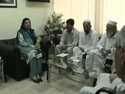 Video Chairperson Miss Farzana Raja meeting with Mr Akhoon Zada MNA from Bajur Agency download in MP3, 3GP, MP4, WEBM, AVI, FLV January 2017
