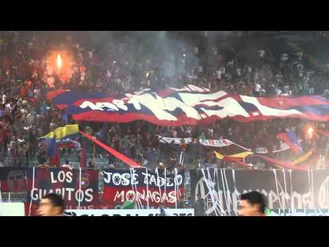 Tifo Monagas Sport Club - Loja - Guerreros Chaimas - Monagas