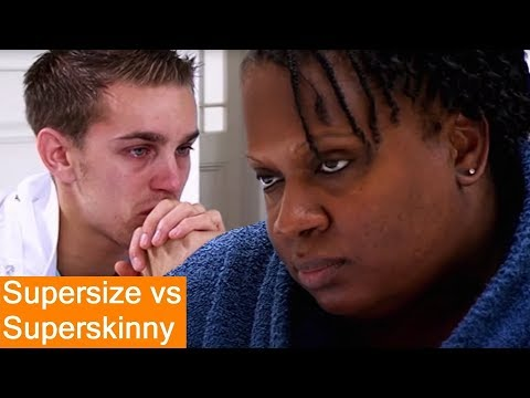 Supersize vs Superskinny | S3 E06 | Weight Loss Show Full Episodes