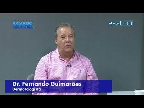 Ricardo Orlandini entrevista o médico dermatologista Fernando Guimarães e a cirurgiã dentista Eliane Gulko, da Gulko - Consultório de Odontologia Estética.