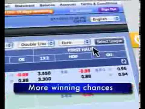 SBOBET   Asian Handicap Betting Tutorial