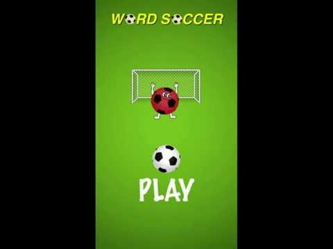 Video of Word Soccer