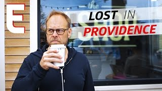 Alton Brown Needs Coffee, Please Help — On Tour With Alton Brown by Eater