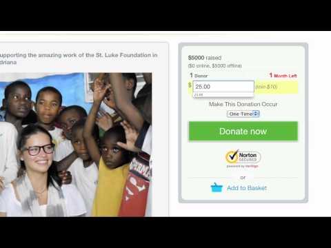 St. Luke Haiti Campaign