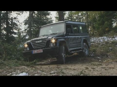 Offroad-Test Iveco Massif