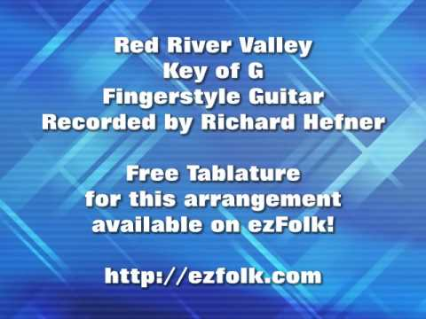 Red River Valley – #Clawhammer #Banjo #Tablature