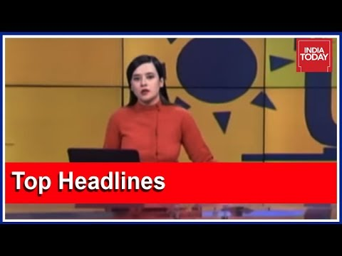 India Today's Top Headlines Of The Day   August 1, 2018