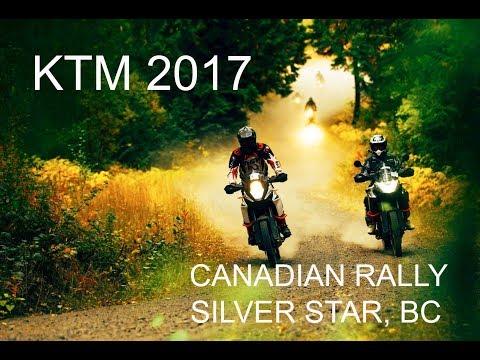 KTM Canadian Rally