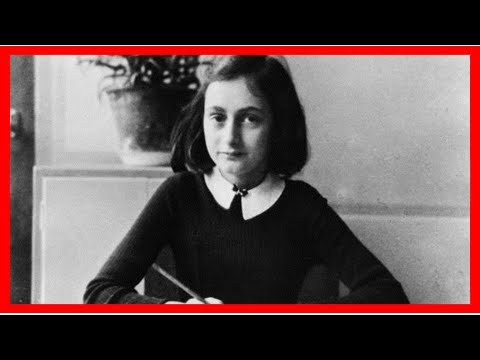Breaking News | Anne Frank's 'dirty jokes' reveal a lot about her aspirations as a writer, says res