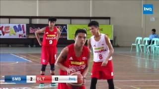 Meralco downs San Miguel, rules Cloudfone Batang PBA