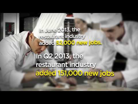 Restaurant Industry Update July 2013