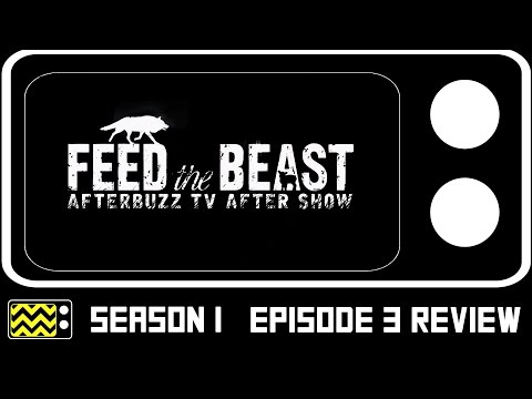 Feed The Beast Season 1 Episode 3 Review & After Show | AfterBuzz TV