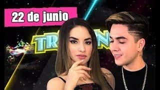 Video TRENDING 22 JUNIO - YOUTUBERS EN VIDCON, CHAMARRA DE MELANIA, INSTAGRAM VS YOUTUBE Y MÁS. MP3, 3GP, MP4, WEBM, AVI, FLV Maret 2019