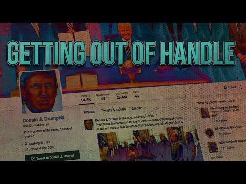 The Impact Of Trump's Twitter Habit On The Secret Service