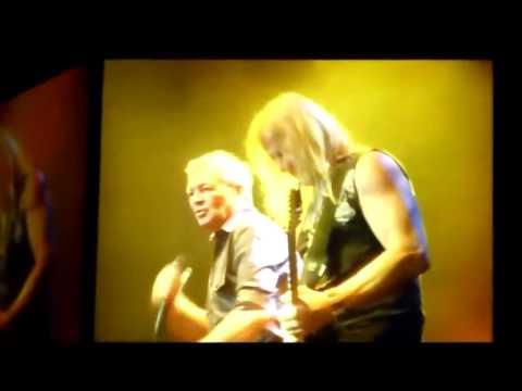 Deep Purple - Highway Star - Luna Park Oct. 2011 (видео)