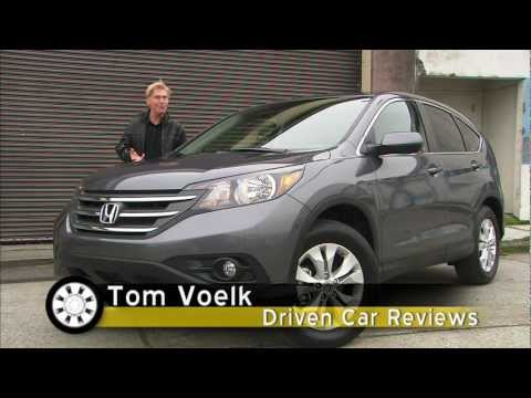 2012 Honda CR V - http://drivencarreviews.com/ Quick, what is the best selling sport-ute for four of the past five years? You're here to watch the Honda CR-V video, so it shou...