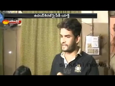 PD Act against Actor Nanduri Uday Kiran - Watch Exclusive