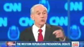 Ron Paul's Greatest Debate Performance Ever (10-18-2011)