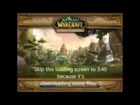 WgxTheWar – Pandashan-WoW Mists of Pandaria Private Server (5.0.5) Gameplay as Monk [HD]