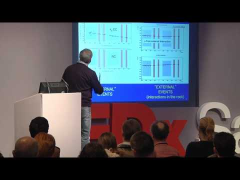 TEDxSalford - Dario Autiero - The Neutrino Anomaly