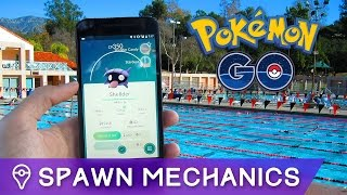 DO POKÉMON SPAWN BASED ON GOOGLE LOCATION KEYWORDS? by Trainer Tips