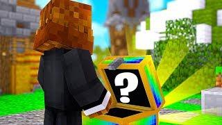 The MYSTERY Cosmic Chest Challenge - Minecraft CosmicSky #26 | JeromeASF
