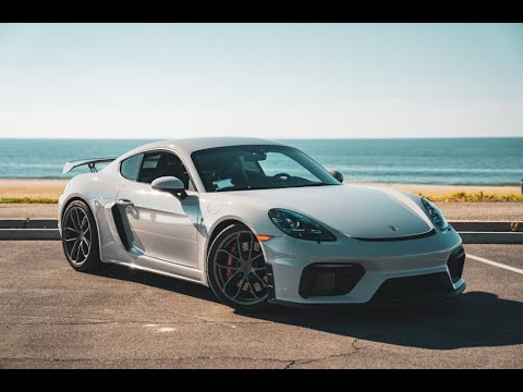 Our First Drive in a Porsche GT4!!! The best car I've ever driven.