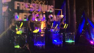 LED Water Drum - Acoustic Saturday Asia's Event Live Entertainment