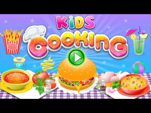 Baby Cook Specialty Korean Food With Game Kid Cooking , Top Game Baby Girl , Kid Game Vn
