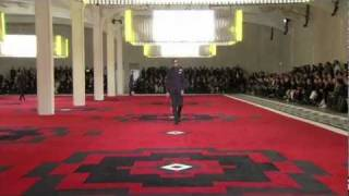 PRADA FALL/WINTER 2012 MENSWEAR SHOW