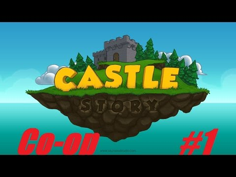 SpoonerGameManager - Castle Story Co-op (Часть 1)