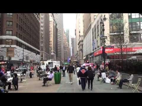 Город Нью Йорк - Город Жизни