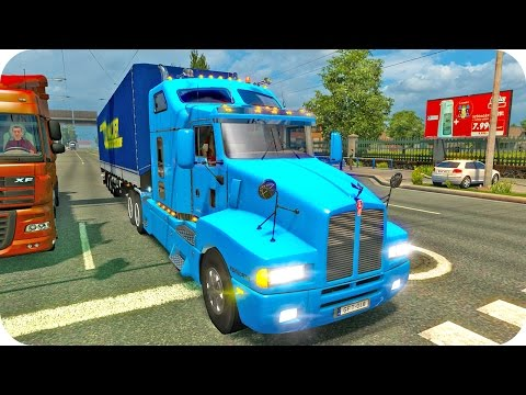 Kenworth T600 NEW for 1.25