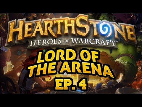 totalbiscuit - TotalBiscuit brings you a Hearthstone Arena game in draft mode using a Mage deck. Sign up for Beta here: http://bit.ly/1cNsllZ Follow TotalBiscuit on Twitter...