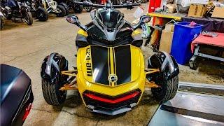6. You Couldn't Make This Up!! - Spyder F3-S Daytona 500!   TheSmoaks Vlog_472