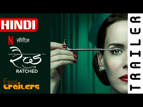 Ratched (2020) Netflix Official Hindi Trailer #2 | FeatTrailers