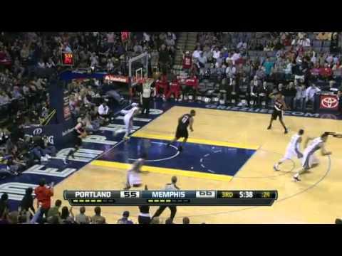 Portland Trail Blazers 89 – Memphis Grizzlies 93