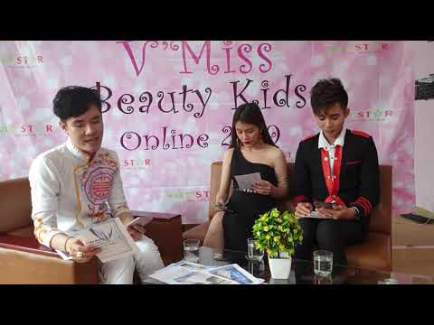 Vòng Thock Show- Top 25 VMiss Beauty Kids 2019