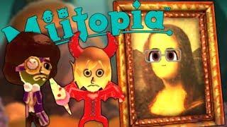 AVENTURE MIITOPIA SUR NINTENDO 3DS EN FRANÇAIS AVEC GUILLAUME ET KIM EN MII ! On se retrouve aujourd'hui pour...