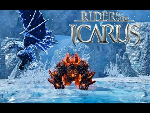 Lair of Ienos Compilation - Riders of Icarus