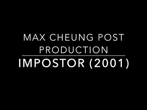 Impostor (2001) - Post Production REMIX