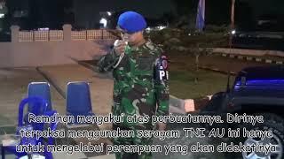 Video VIDEO : TNI AU Gadungan MP3, 3GP, MP4, WEBM, AVI, FLV Maret 2019