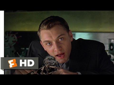 Gattaca (4/8) Movie CLIP - You Are Jerome Morrow (1997) HD