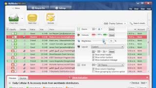 Возможности программы MailWasher Pro 2011