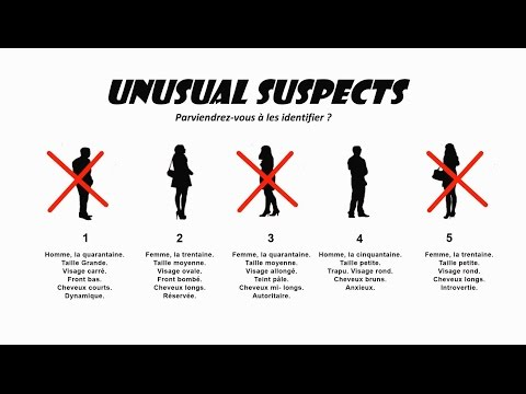 UNUSUAL SUSPECTS - EPISODE 4 (in HD with English Subtitles option)