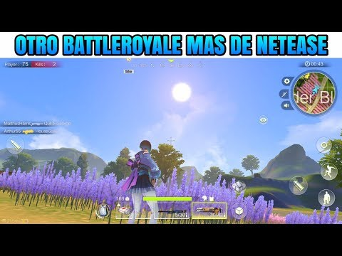 Review Del Nuevo BattleRoyale De Netease  Project Battle