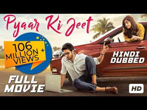 Pyaar Ki Jeet Full Movie Dubbed In Hindi | Sudheer Babu, Nabha Natesh