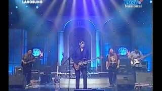 BAIM Blues Night TVRI Gravity and wait till tommorow