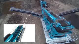 Powerscreen Chieftain 2200