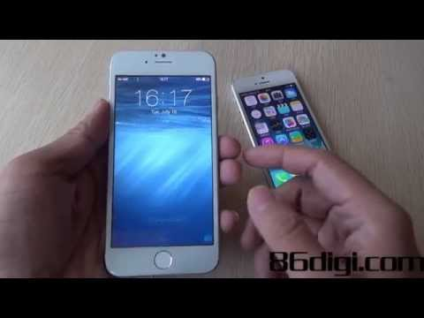 Functional iPhone 6 clone hands-on